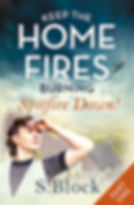 Keep the Home Fires Burning - Spitfire Down! Part 1 cover