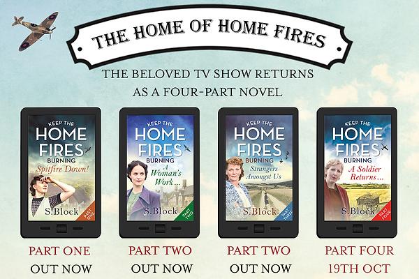 #HomeFiresReturns Novel Image