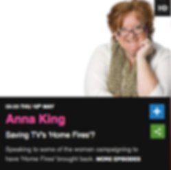 Anna King BBC radio Gloucestershire 19th May 2016