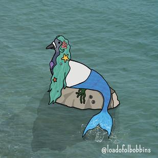 Mermaid Coosplay