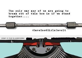 Save Good Girls Revolt - Typewriter