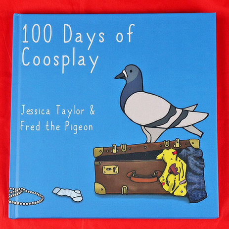 100 Days of Coosplay Book