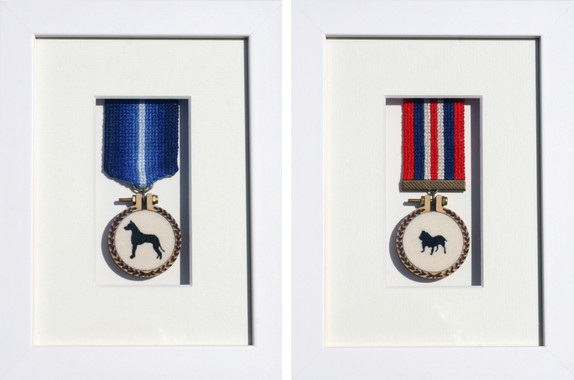 You Deserve a Medal - Order of the Black Dog