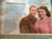 What's on TV Letters Page (Home Fires Letter)