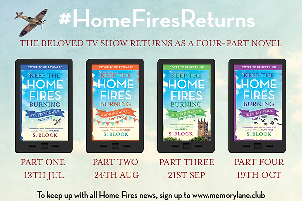 #HomeFiresReturns Novel Image