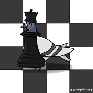 Chess Coosplay