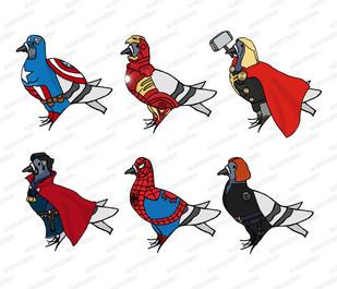Avengers Coosplay