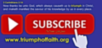 The Triumph of Faith Channel