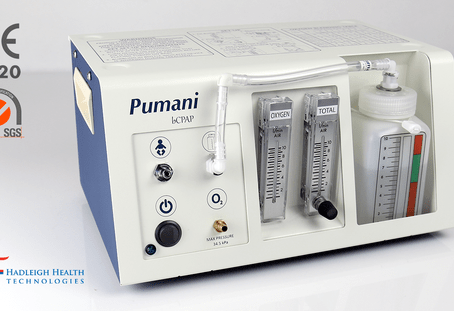 Pumani receives the CE Mark and is now available for sale worldwide