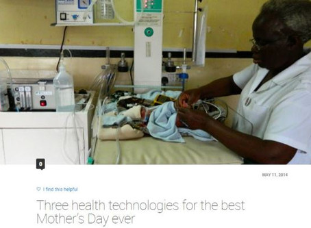 Pumani is named a life-saving technology by Engineering for Change