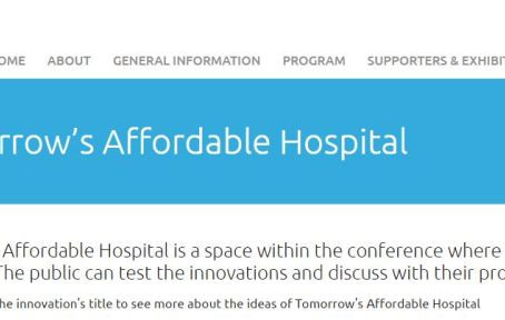 "Pumani Showcased at Geneva Health Forum's ""Tomorrow's Affordable Hospital"""