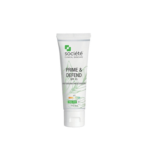 Prime and Defend  SPF 15 50mL