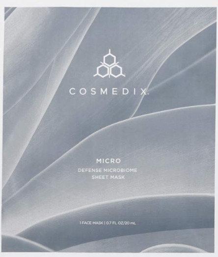 Micro Defense Microbiome Sheet Mask - Individual Mask