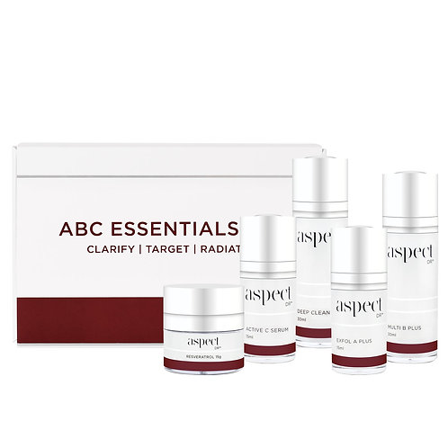 ABC Essential Kit  Aspect Dr - Travel Size Kit