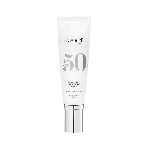 Hydrating Face SPF50+  75mL
