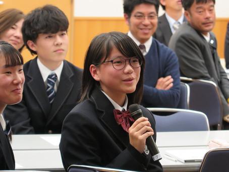 SiEED出前講座@岡山龍谷高校 レポート【高大連携】