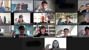 3/18、アントレプレナーシップを発揮して活動する島根大学の教員、学生と交流しました