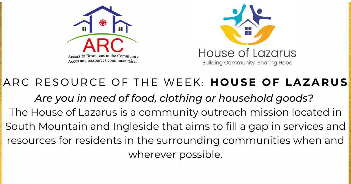 House of Lazarus Facebook Ad v2 (2021-Ja