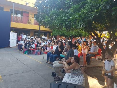 TALLERES DE TEATRO CIERRAN CICLO 2017