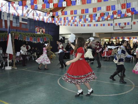 HCA rinde honores a la cultura chilena con ceremonia en homenaje a Margot Loyola