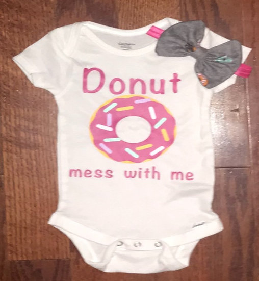 Donut mess with me!