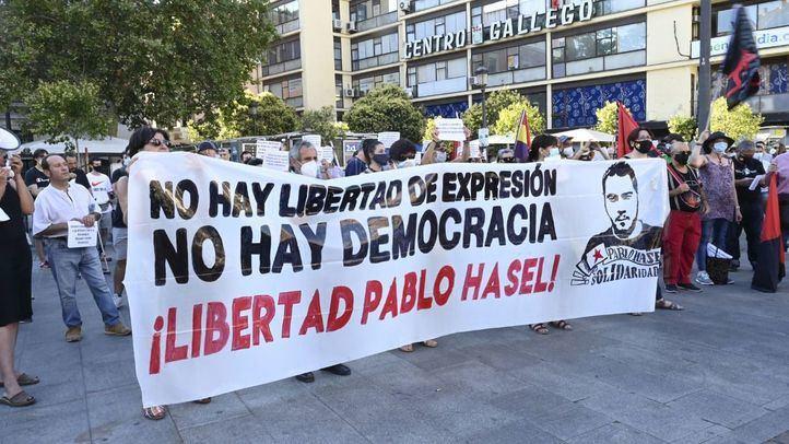 НЕТ СВОБОДЫ СЛОВА - НЕТ ДЕМОКРАТИИ! Свободу Pablo Hasel!