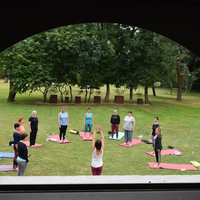 Yoga à Namur