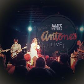 James Robinson Live At Antones