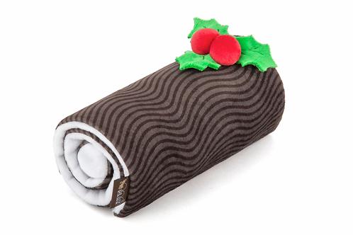 P.L.A.Y.  Christmas Yule Log Plush Toy