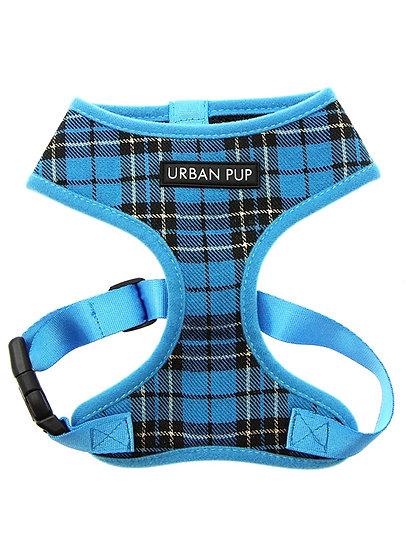 Blue Tartan Harness
