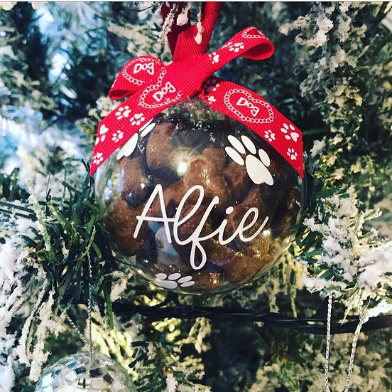 Christmas treat Bauble