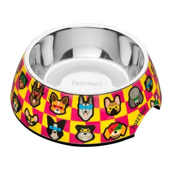FuzzYard  Doggoforce Easy Feeder Pet Bowl
