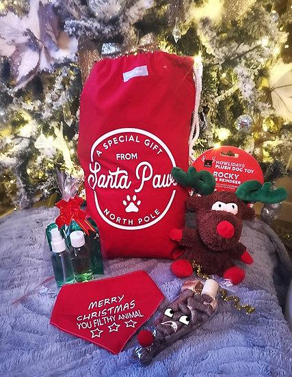 Christmas Swag Bag