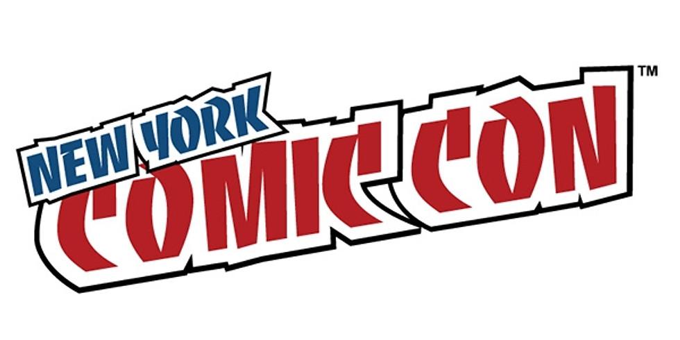 New York City Comic Con | Table 123