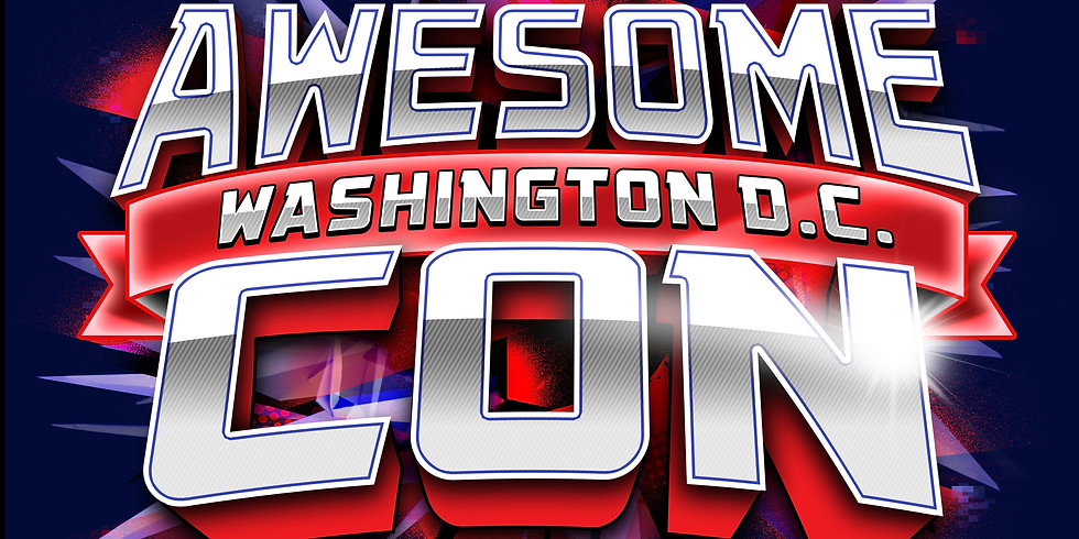 AwesomeCon | Table P10