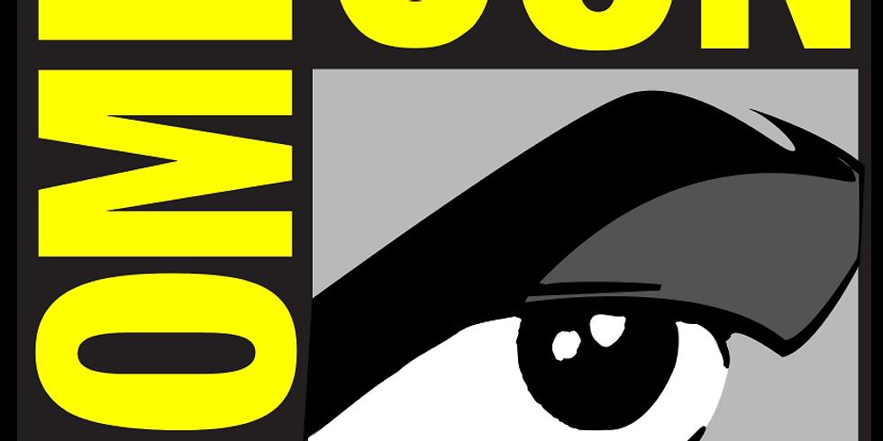 San Diego Comic Con | Table 123