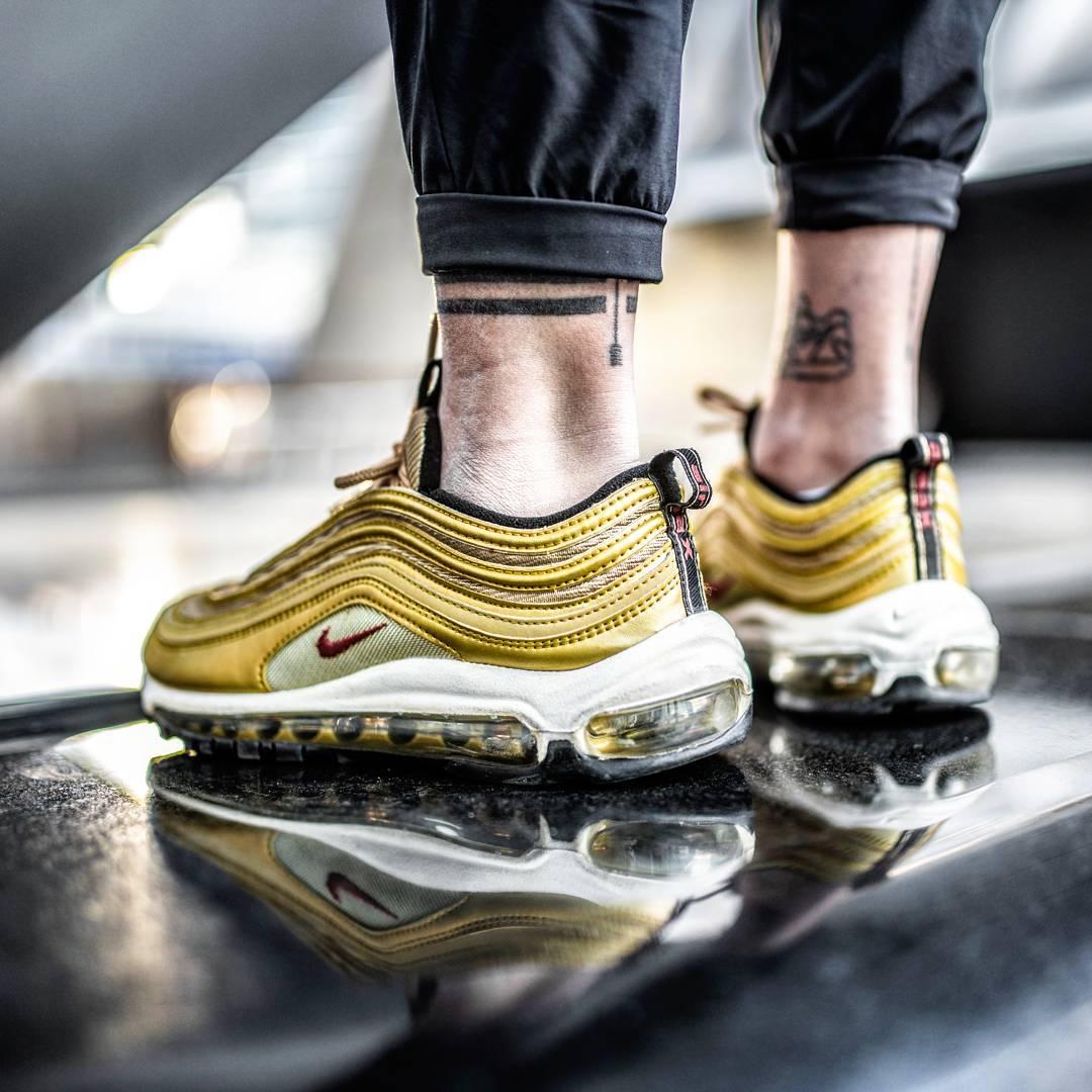 Nike Air Max 97 'Metallic Gold' (2017)