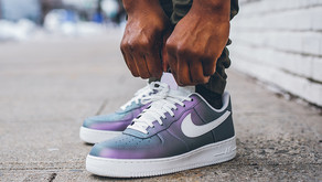 """Nike Air Force 1 Low """"Iced Lilac"""""""