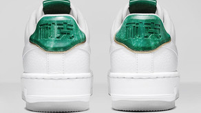 """Nike Air Force 1 """"Jade Collection"""""""