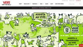 Vans Brasil retorna com seu e-commerce