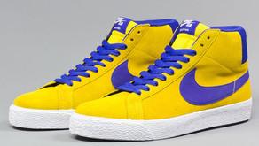 """Nike SB Blazer Mid """"Tour Yellow"""""""