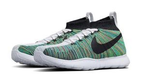 "NikeLab X Riccardo Tisci ""Free Train Force Flyknit"" Multicolor"