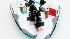 "O Air Jordan 4 ""Jamaica Carnival"" chega esse mês ao Brasil"