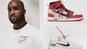 OFF-WHITE x Nike - The Ten - anunciada oficialmente por Virgil Abloh