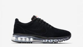 "Fragment Design x Nike Air Max LD Zero H ""Black"""