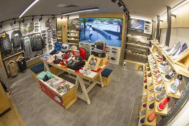a0861541fa Vans inaugura loja em São Paulo no Morumbi Shopping | Sneaker Cult ...