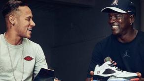 "Air Jordan 5 Retro Low ""Neymar"" no Brasil"