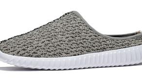 Slippers inspirados no Yeezy Boost 350