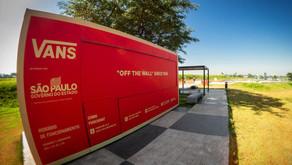 Vans oferece serviço de empréstimo gratuito de tênis em seu Skatepark