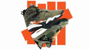 "Air Jordan 8 ""Undefeated"""